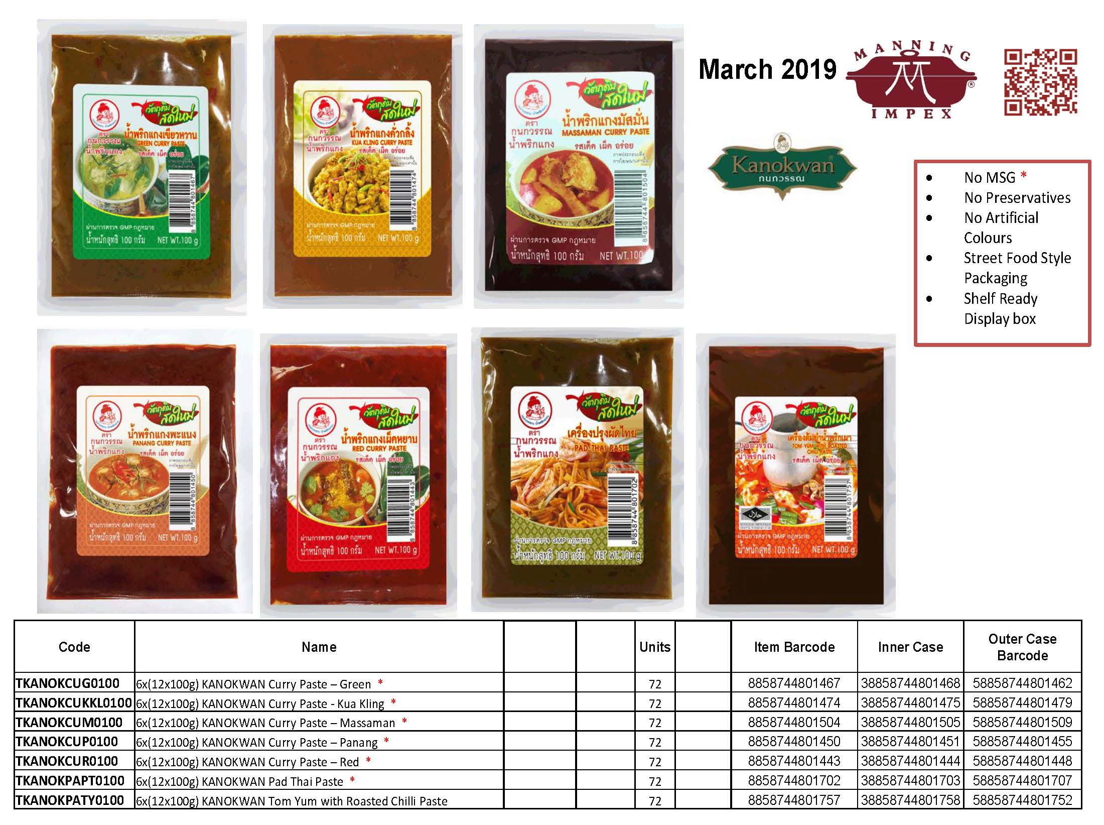 News & Events « Manning Impex « Finest Quality Foods from the Far East