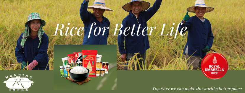 Rice for better life